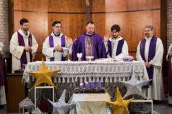 Рукоположення до священницького сану диякона Андрія Гавліч ОМІ