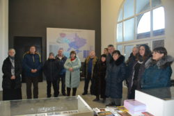 Меморіал мучеників за віру віддвідало уже біля 1000 осіб