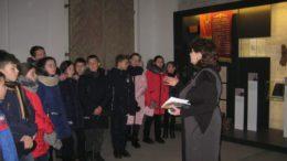 Діти з Тиврова відвідали нашу святиню
