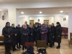 Зустріч з Друзями місій в с. Пеньківці та с. Юхимівці