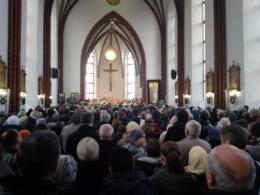 Санктуарій Святого Йосифа у Гнівані є першим в Україні