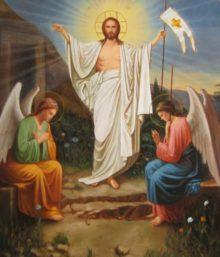 Настоятель Делегатури Місіонерів Облатів Марії Непорочної в Україні та Росії вітає нас із Воскресінням Господнім