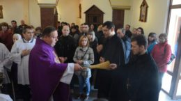 Парафіяльні місії в Кам'янці-Подільському у катедрі святих Петра і Павла й санктуарії Пресвятого Серця Ісуса