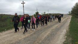 Перші паломництва до санктуарію святого Йосифа у Гнівані