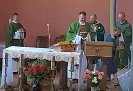 Повернення місіонера з Канади до України