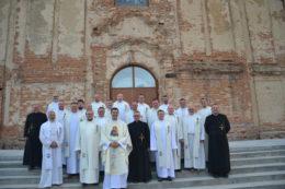 Зустріч Місіонерів Облатів Марії Непорочної у Тиврові