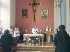 Свята Місія в тиврівській парафії св. Архангела Михайла