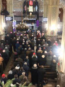 Відновлення місій парафіяльних в барській парафії