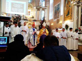 Зустріч Богопосвячених осіб у Летичеві