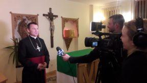 Єпископські свячення о. Павла Гончарука у Харкові та перші думки нововисвяченого єпископа.