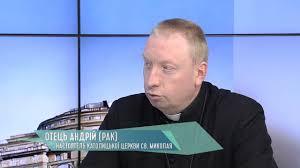 Звернення настоятеля парафії святого Миколая в м. Київ