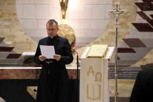 Встановлення нового настоятеля та ректора Вищої Духовної Семінарії Місіонерів Облатів Марії Непорочної в Обрі
