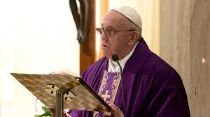 Папа нагадує, як отримати відпущення гріхів, коли нема можливості висповідатись