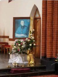 Святкування у гніванському санктуарії св. Йосифа.