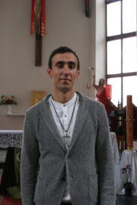 Постулант Олександр Шклярук в згромаджені Місіонерів Облатів Марії Непорочної