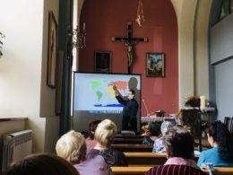 Марійний день у тиврівському монастирі з Христусовцем.
