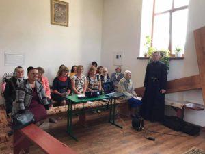 Зустріч з Друзями Місіонерів Облатів Марії Непорочної