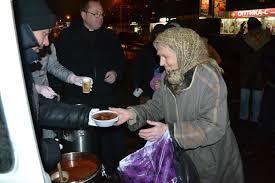 Просто сюжет про служіння бездомним у Києві