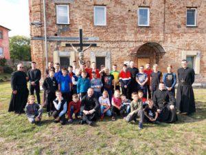 Зустріч міністрантів у тиврівському монастирі Місіонерів облатів Марії Непорочної