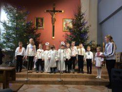 Різдв'яний концерт колядки у Тиврові