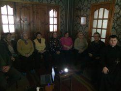 Зустріч з Дузями місій в Пиляві