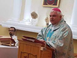 Проголошення парафіяльної місії в Туркменістані