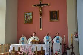 Трансляція Служби Божої у Тиврові в парафії Святого Архангела Михайла