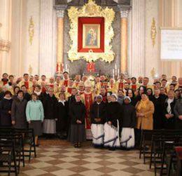 Зустріч Богопосвячених осіб у Бердичеві