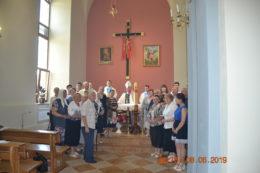 Зустріч у Тиврові для батьків священиків та богопосвячених осіб