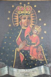 Сторінки історії: Ікона Матері Божої Тиврівської