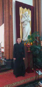 Про розпізнання покликання потрібно молитися – свідчення семінариста Богдана Кузьменко ОМІ