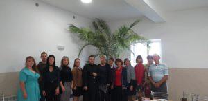 Зустріч з Друзями Місіонерів Облатів Марії Непорчної у Гнівані