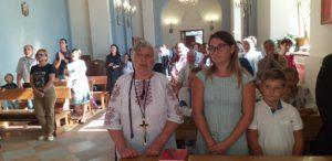 В Україні вперше надано титул «Почесного Облата» – отримала його пані Софія Краєвська