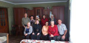Зустріч із Друзями Місій у Тиврові та Пиляві