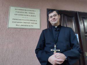 Проповідь о. Павла Вишковського ОМІ у Рокитному