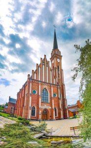 Санктуарій святого Йосифа у м. Гнівань визначено, як місце спеціального відпусту з нагоди Року святого Йосифа
