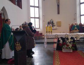 У Гніванському Санктуарії Святого Йосифа вітали о. Лукаша Майдан ОМІ