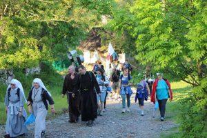 Перше Подільське паломництво Вінниця-Шаргород затрималося в санктуаріях у яких служать Місіонери Облати Марії Непорочної