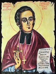 Вітаємо з урочистістю св. Євгена де Мазенода