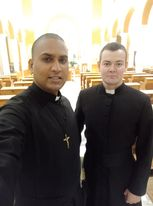 Новини від облатського семінариста з Риму – Євангелізація, реєвангелізація, місійність, міжнародність…