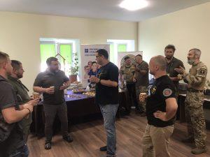 Облат взяв участь у зустрічі Корпусу Військових Капеланів ХСП у Києві