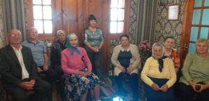 Зустріч з Друзями місій у Пиляві