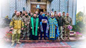 Молитва за Захисників Батьківщини у Тиврові