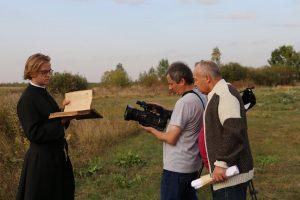 ПРЕМ'ЄРА документального фільму «Священник Людвік Вродарчик. Щоб увійти в небо святим…»