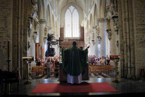 У Бельгії молитимуться у намірах повернення храму св. Миколая
