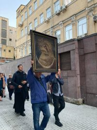 Про стан процесу повернення храму св. Миколая