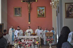 Останій у цьому році Марійний День та хармове свято у Тиврівській святині.